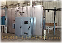 Electric Infrared Oven System